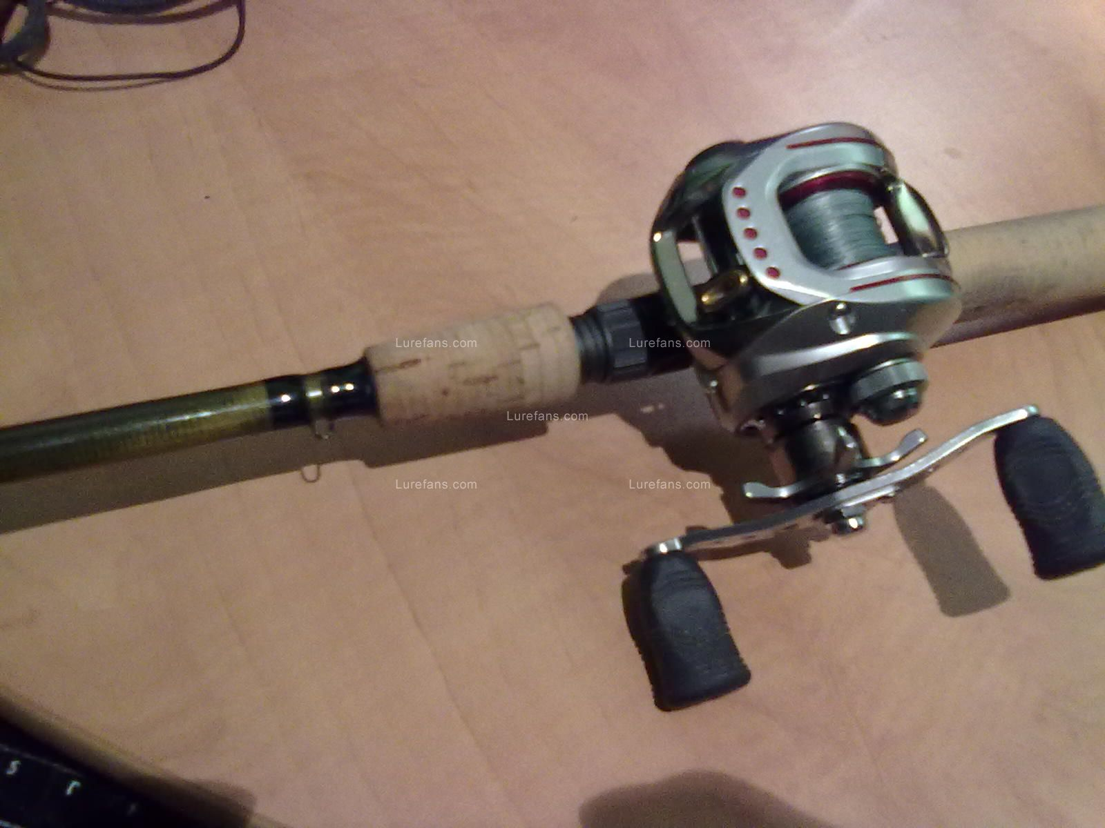 Team Daiwa Zillion Casting Reel 100SHLA Left 7.1:1